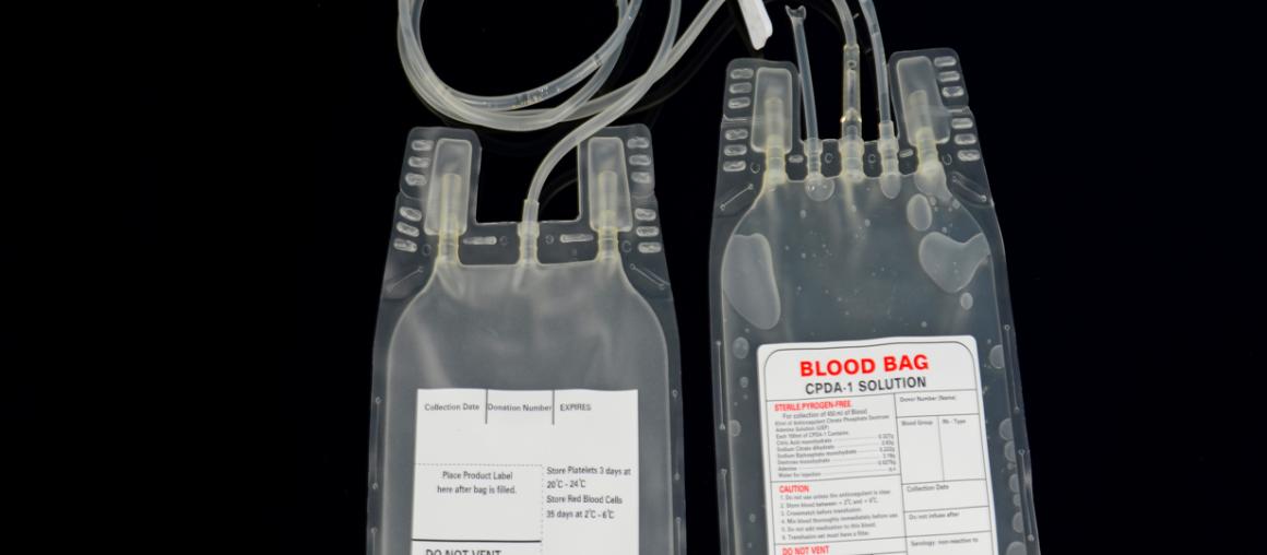 Bolsas para Sangre